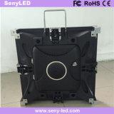Tela de indicador Rental elevada magro interna do diodo emissor de luz do estágio da cor cheia da definição para o vídeo que anuncia (P2.976)