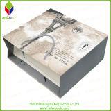 Barato caliente de la venta de papel Bolsa de compras con la impresión del mapa