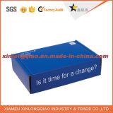 De Afgedrukte E Fluit GolfDoos van de douane Kleur voor Verpakking