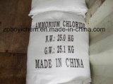 Chlorure d'ammonium industriel direct de la pente 99.5%Min