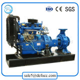 Bomba de agua del motor diesel de la irrigación de la serie de DA para la venta