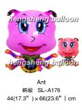 Точность NSK/NTN gh воздушного шара HiAnt (SL-A176) толкнула шаровой подшипник 51315