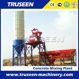 De rol perste de Concrete Producerende Concrete Post van het Cement samen 35m3/H Rcc
