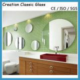 Alluminio/argento colorati per lo specchio della parete con il buon prezzo