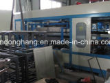 Plastiknahrungsmitteltellersegment-Verpackmaschine Donghang niedriger Preis