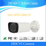 De Videocamera van de Kogel van Hdcvi IRL van Dahua 2MP (hac-hfw1200r-VF)