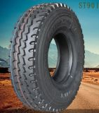 El buen carro del socio del oro del nuevo producto del carácter pone un neumático 215/75r17.5