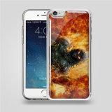 Projetar a anti caixa Epoxy desobstruída do telefone de pilha da gravidade para iPhone/Sasmsung J J7 S6 S7 A3 etc.