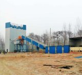 Planta de procesamiento por lotes por lotes concreta de la venta caliente para el edificio de la construcción en Paquistán