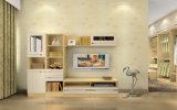 セットされる普及した現代ワードローブデザイン2017ミラーの寝室の家具(zy-051)