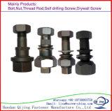 Tornillo de alta resistencia para el edificio industrial de la estructura de acero