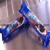 Trayless 크래커 베개 포장기