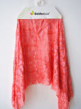 Beads numeroso Embroidery en Lace Contrast Color para Wedding Dress y Evening Dress