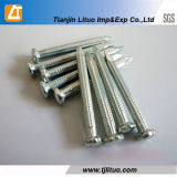 C45 Steel White Galvanized Concrete Nails
