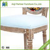 現代卸し売り青い木の食堂の椅子(ジル)