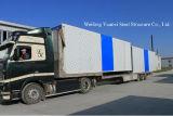Envase prefabricado/casa móvil en la Arabia Saudita para el campo de trabajos forzados