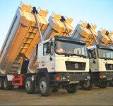 2016 Lastkraftwagen mit Kippvorrichtung des Kipper-SHACMAN, Lastwagen-LKW, Kipper-LKW