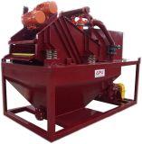 Système Drilling de boue de contrôle de solides en pétrole