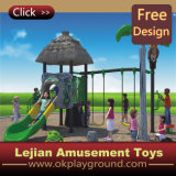 CE meilleur équipement de loisirs de conception les plus chauds de style pour enfants Parc (X12187-11)