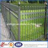Подгонянная самомоднейшая декоративная алюминиевая загородка для сада от фабрики Кита