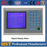 Máquina de teste universal hidráulica da indicação digital