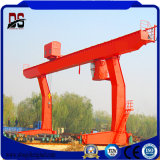 5-50t L vorbildlicher einzelner Träger-elektrischer Hebevorrichtung-Kanal-Portalkran