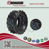 Industrieller Reifen-Schienen-Ochse ermüdet Rotluchs-Reifen