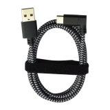 Tipo cable del USB de 90 grados de C para las ventas enteras