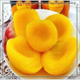 a especificação 425g enlatou pêssegos em pêssegos enlatados xarope