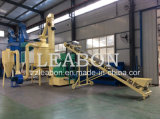 큰 Capacity 1-10t/H Flat Die Wood Pellet Machine Production Line