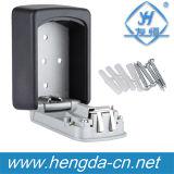 4개의 손가락 잘 고정된 중요한 저장 상자 (YH9228)