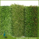 Preço artificial da grama do jardim bem parecido da Uv-Prova