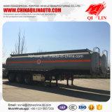 Charge utile maximum 30 tonnes d'essence de camion-citerne de remorque semi avec le prix concurrentiel