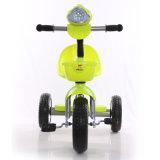 Brinquedos de triciclo pequeno Triciclo de crianças baratas com músicas e luz