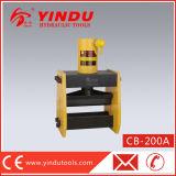 cintreuse hydraulique de la barre omnibus 25t pour les barres omnibus de Cu/Al (CB-200A)