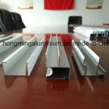 Profils en aluminium pour le Module de cuisine Amérique du Sud anodisée par compartiment