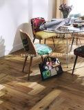 Роскошный античный естественный настил древесины дуба/проектированные деревянные пола (партер)