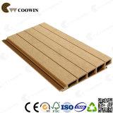 Plástico impermeável de madeira do exterior do revestimento da parede