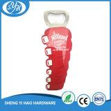 Kundenspezifischer Grill-Silk Drucken-Bierflasche-Öffner