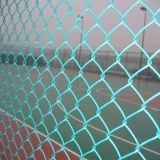 사슬 Link Fence Panel /Chain Link Wire Fence 또는 Galvanized Chain Link Wire Mesh