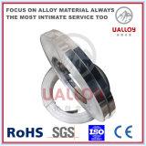 0.8*180mmの鉄道の抵抗器のためのNi35cr20/N40抵抗加熱テープ