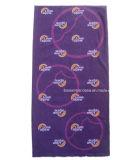 Изготовленный на заказ напечатанный логосом Bandana буйволовой кожи напольных спортов полиэфира многофункциональный