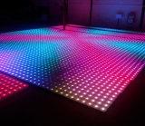 61*61cm Draagbare RGB LEIDEN Digitaal Dance Floor voor Gebeurtenis/Partij/Huwelijk