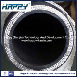 Six boyau hydraulique en caoutchouc lourd de la spirale R15 de fil d'acier