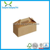 Custom Chinese Food Grade Cardboard Box Wholsale Food Sushi Packing Box