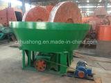 Planta da maquinaria de mineração do ouro, equipamento molhado do extrato do ouro da bandeja, linha de produção da limpeza de minério do ouro
