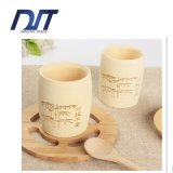 Vente en gros à bas prix 100% Handicraft Natural Drinking Bamboo Cup