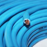 Fio elétrico isolado PVC de cobre do fio do edifício do fio de Thw do condutor