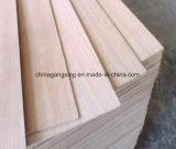 la melamina de 18m m hizo frente a la madera contrachapada blanca de los muebles del color