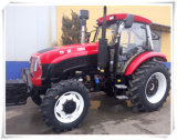 135HP 4WD a maioria de trator popular com certificado do Ce